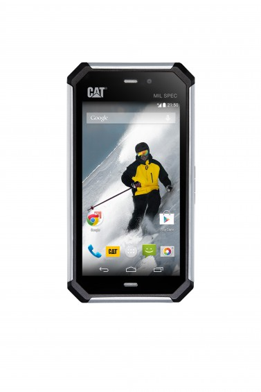 Cat S50 Front Skiing1