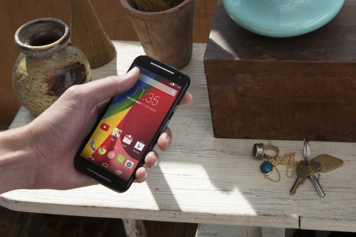 Second Generation Moto G announced. Still great, still cheap, and you can buy it now.