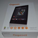 Gigaset Tablet 8″ Review