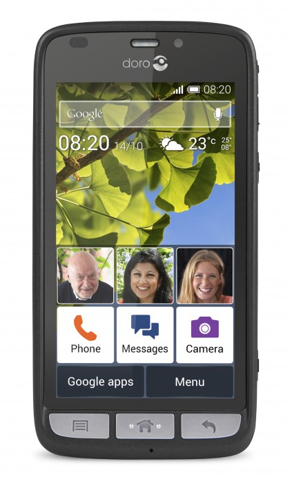 Doro Liberto 820 Launched   The Smartphone for seniors