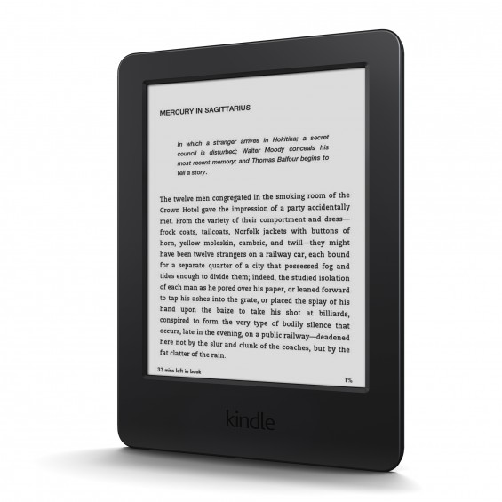 Two new Kindles announced by Amazon