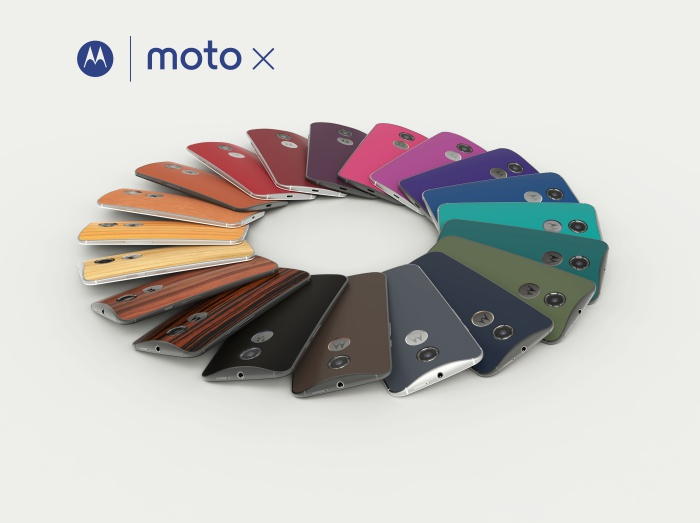 Motorola announce the new Moto X
