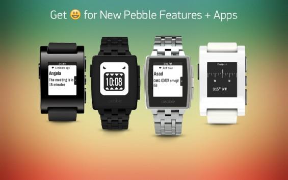 Pebble Firmware 2.5