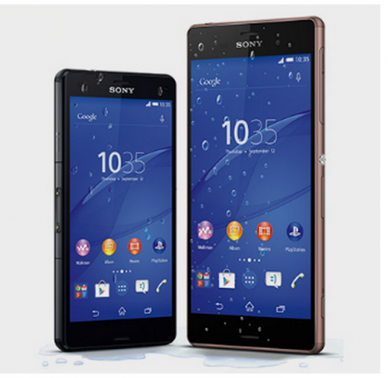 Where to pick up the new Sony devices