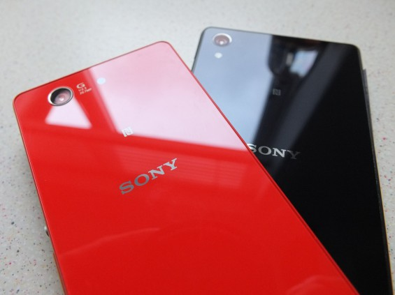 Sony Xperia Z3 Compact Pic1
