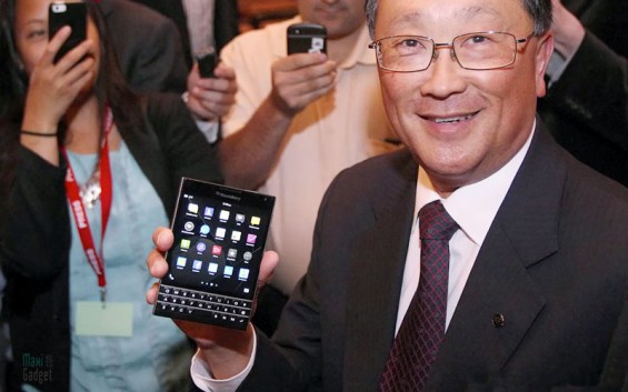 Blackberry financial results show growth