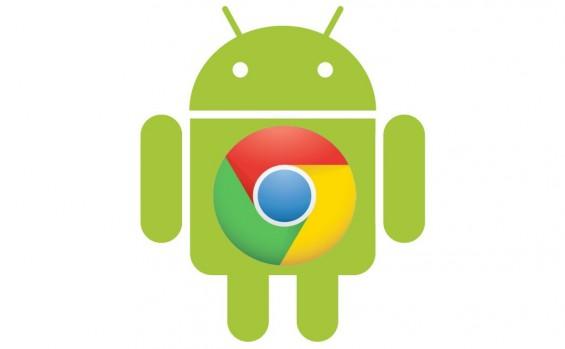 chrome for android logo