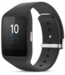 Sony Announce the SmartBand Talk & SmartWatch 3