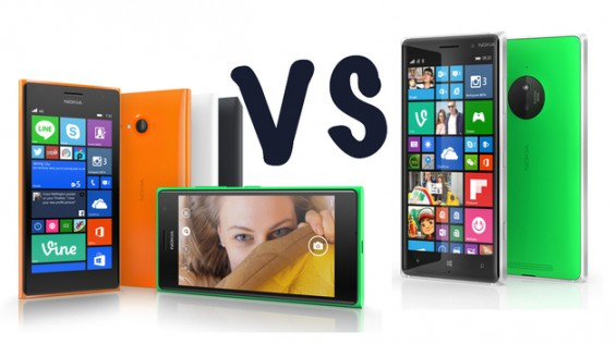 New Lumia handsets now available to pre order