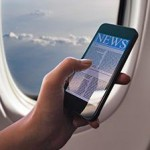 Mobiles cleared for use on airplanes