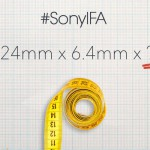 Are Sony going big @IFA 2014?