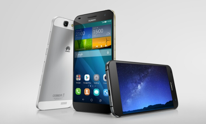 Huawei announce the Ascend G7
