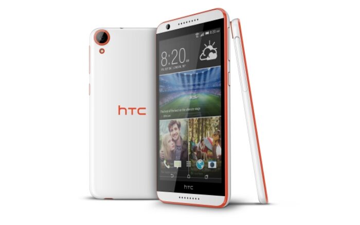 HTC announce the Desire 820