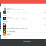 Pocket-Casts web based podcast player now in beta.