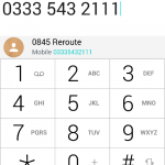 Calling an 0845 / 0870 number on your mobile. Here, fixed that for you.