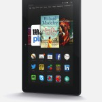 New Kindle Fire HDX 8.9 comes to town