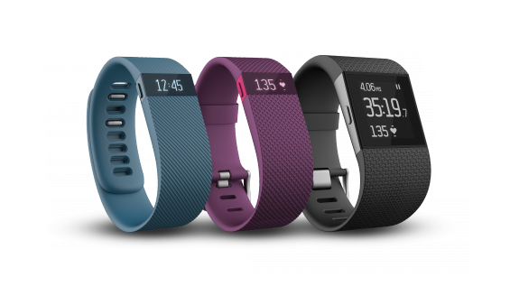 Fitbit New Products Image