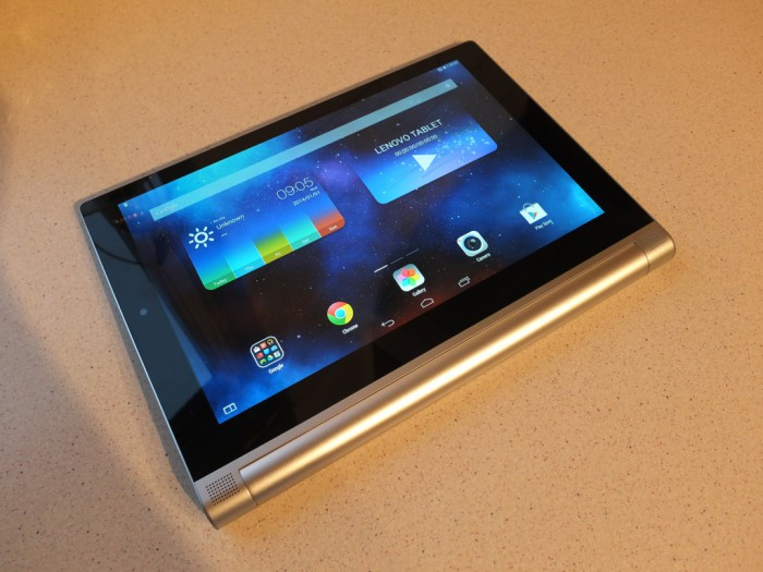 Lenovo Yoga Tablet 2   Initial Impressions