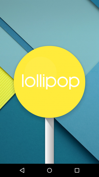 Android Lollipop   A Picture Special