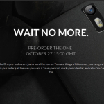 Pre-order a OnePlus One on 27th October 2014