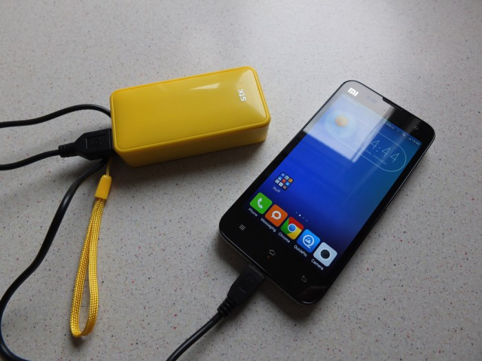 STK Cuboid 2 4000 mAh battery pack   Review