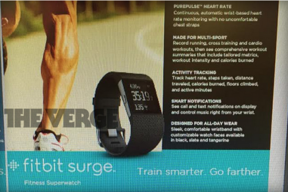 New devices coming from FitBit