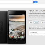 Nexus 7 no longer available on UK Play Store