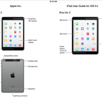 "Apple Leaks ""iPad Air 2"" and ""iPad Mini 3"" in iPad User Guide"