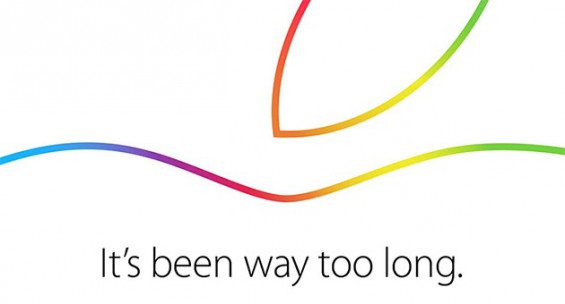 Apples Next Big Event Announced for October 16th