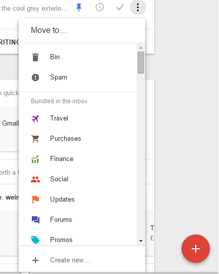 Quick flick: This is Inbox   Gmail revamped