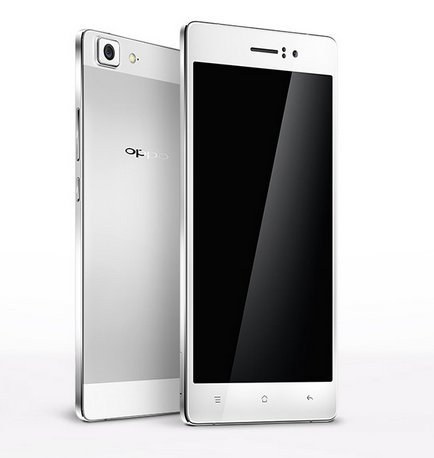 Oppo R5 appears. Smashes slimness records.