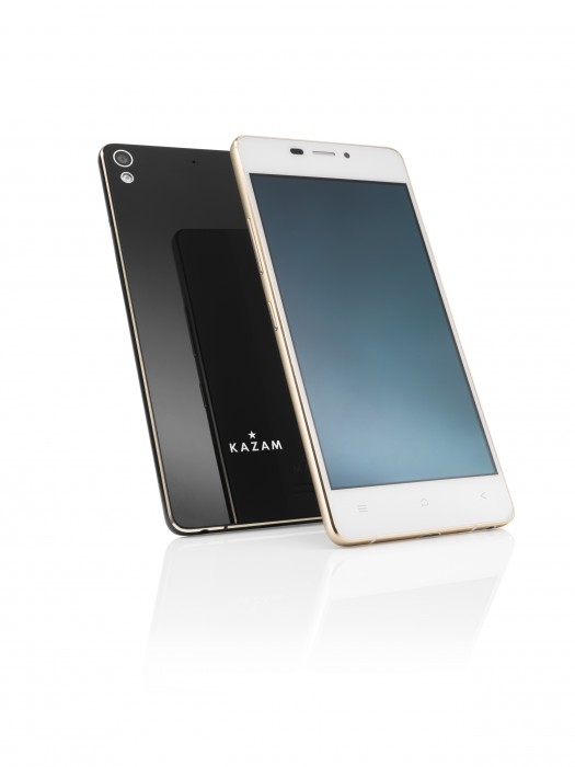 KAZAM take the diet pills. Thinnest smartphone in the world appears.