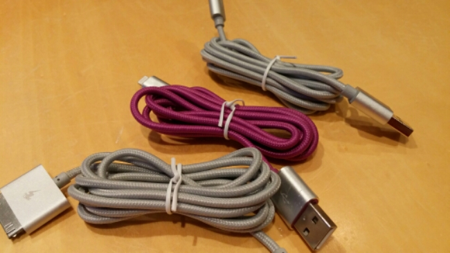 Lightning Rabbit phone cable review