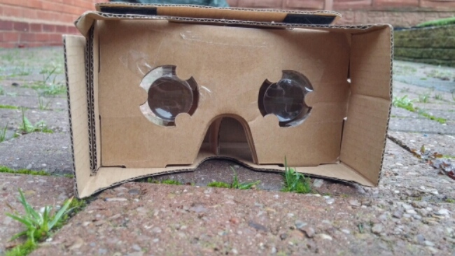 Google Cardboard review