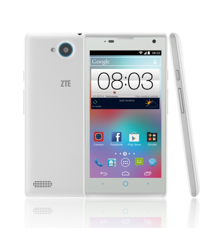 ZTE announce the Kis 3 Max