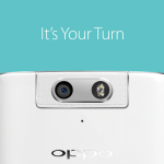 Oppo N3 to have the swivel camera like the N1