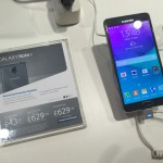 Samsung Galaxy Note 4 pricing and availability