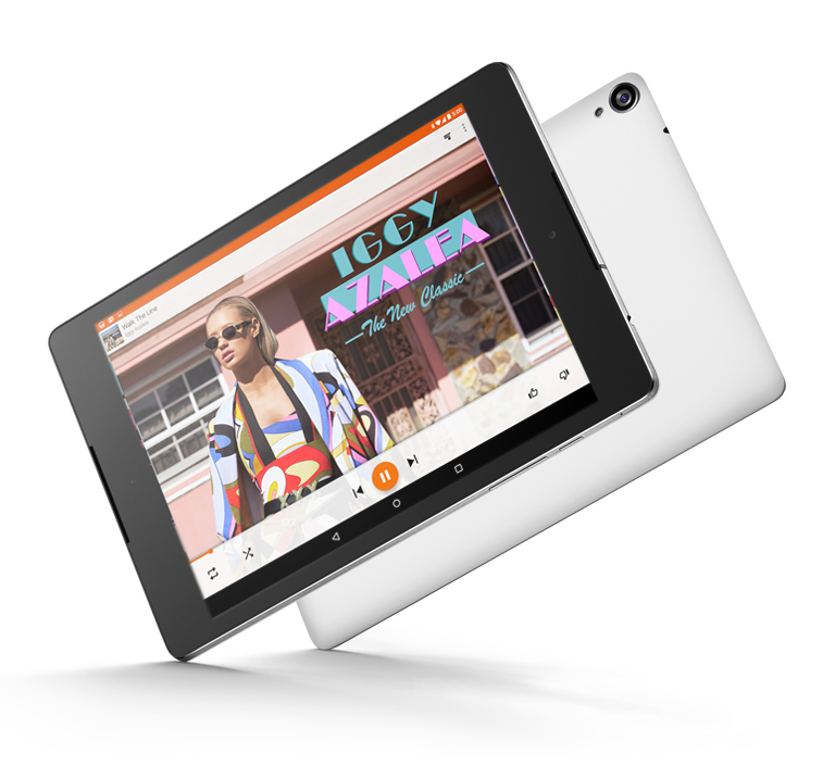 Nexus 9 announced