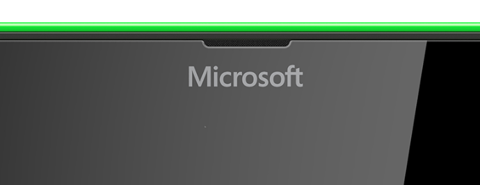 Would you buy a phone with Microsoft on the front?