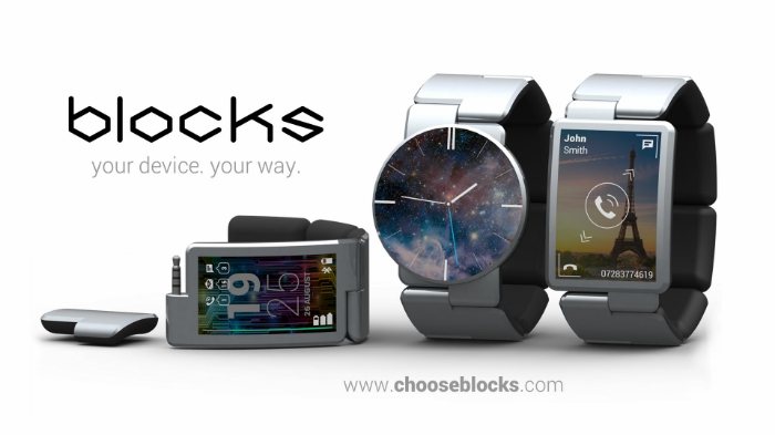 The Chooseblocks smartwatch is shaping up to be something rather special