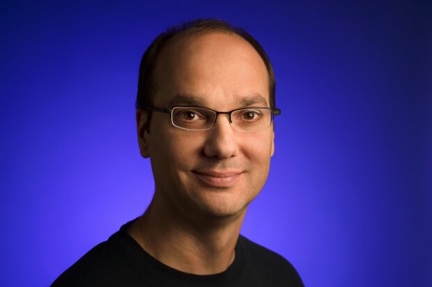 Andy Rubin leaves Google