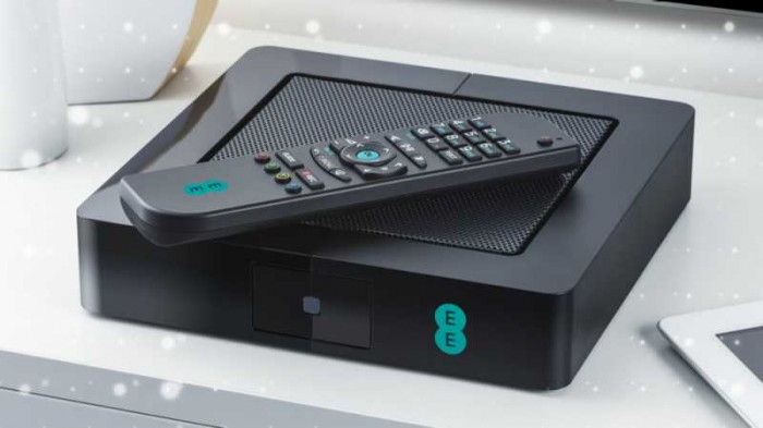 EE launch EETV in stores now