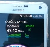 Real world testing   EE LTE Advanced in London