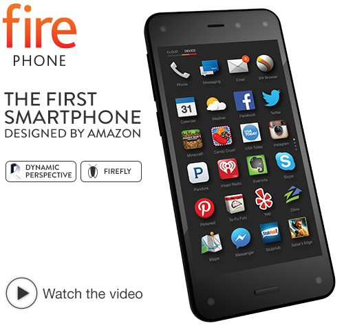 The future of the Amazon Fire Phone