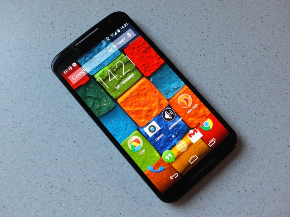 Motorola Moto X 2014 Pic2