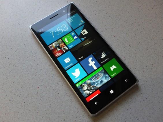 Nokia Lumia 830 Pic1