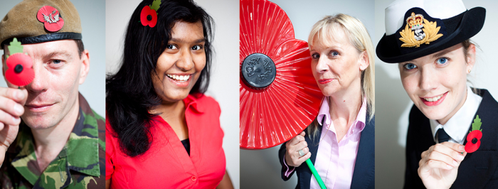The Poppy Appeal enters the smartphone world