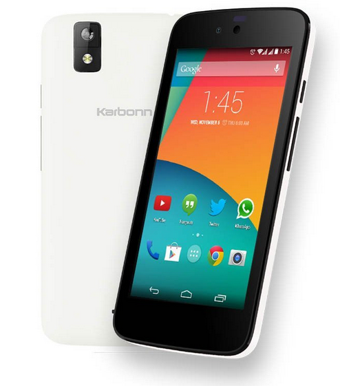 Karbonn Mobile mark their UK launch with a Black Friday price drop