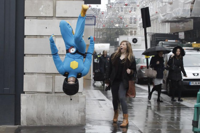 Kabbee introduces a London superhero