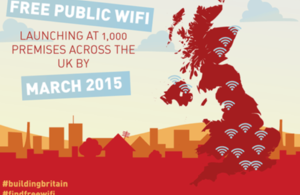 Free WiFi potentially coming to a place near you...
